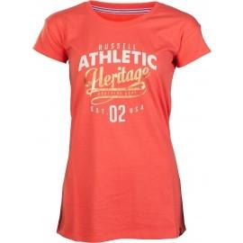 Russell Athletic RUSSELL HERITAGE TEE - Dámske tričko - Russell Athletic