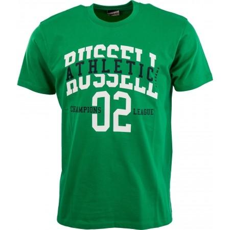 e4357dafad Férfi póló - Russell Athletic PRINT FÉRFI PÓLÓ - 1