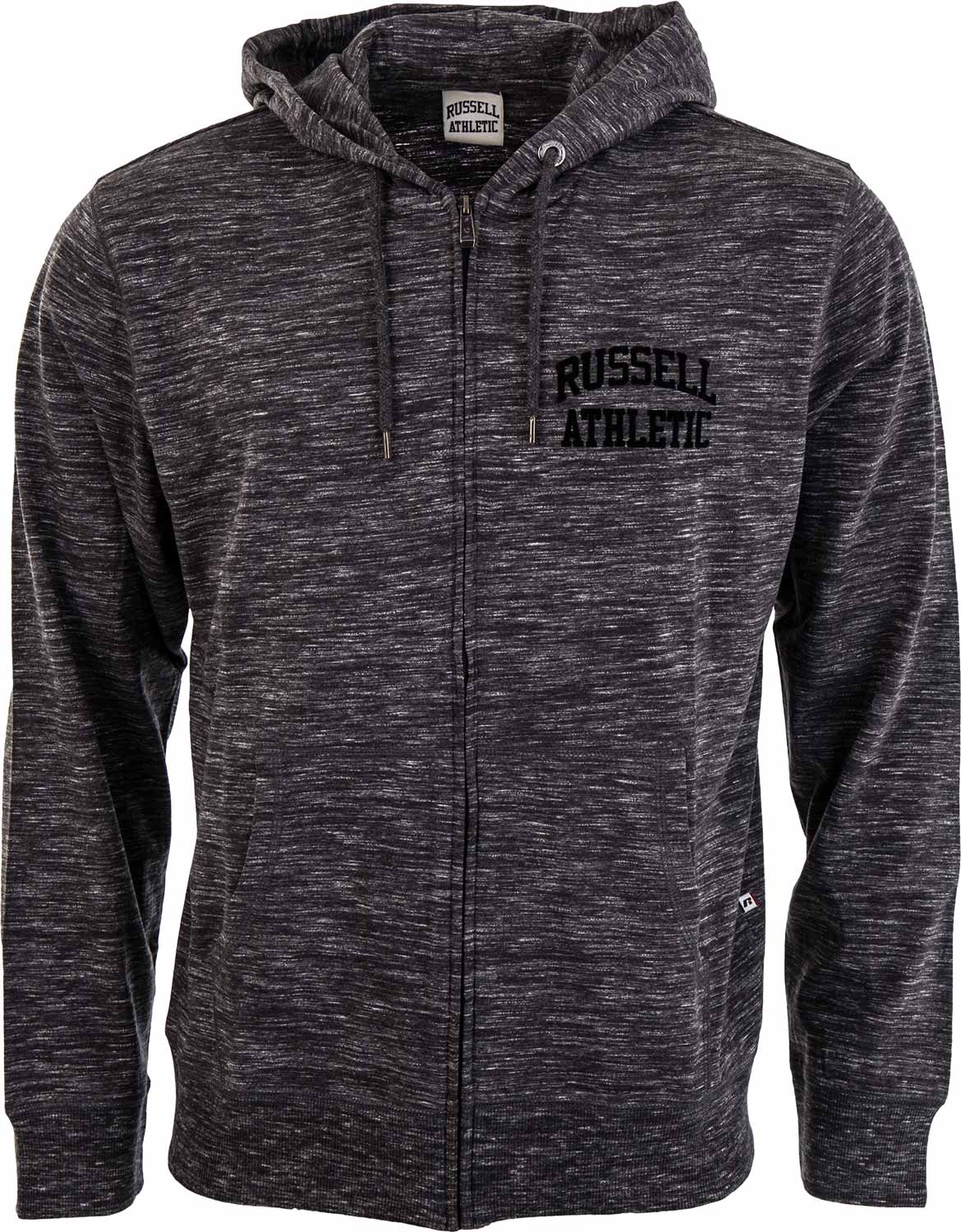 Russell Athletic ZIP TROUGH HOODY WITH ARCH LOGO | sportisimo cz