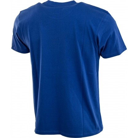 Мъжка тениска - Russell Athletic S/S CREW NECK TEE WITH ROSETTE TWILL - 3