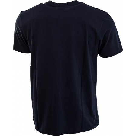 Мъжка тениска - Russell Athletic S/S CREW NECK TEE WITH ROSETTE TWILL - 6