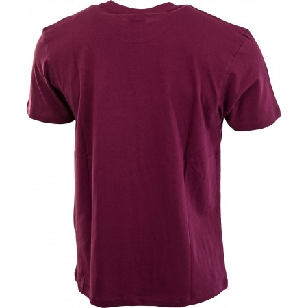 Мъжка тениска - Russell Athletic S/S CREW NECK TEE WITH ROSETTE TWILL - 9