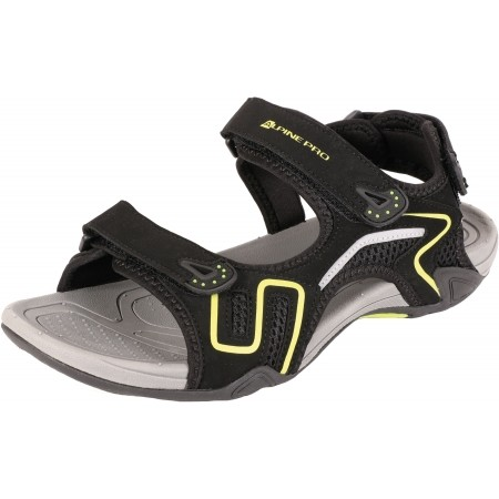 Men's lightweight summer shoes - ALPINE PRO ZIGAN - 1