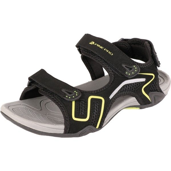 ALPINE PRO ZIGAN - Pánska letná obuv