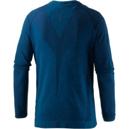 Tricou alergare bărbați - Asics SEAMLESS LS - 2