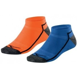 Mizuno ACTIVE MID 2P - Running socks