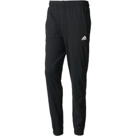 adidas ESSENTIALS TAPERED BANDED SINGLE JERSEY - Men's sweatpants