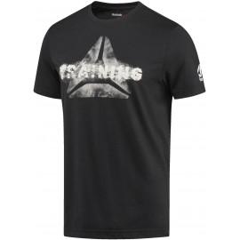 Reebok BRAND MARK TEE - Pánské tričko