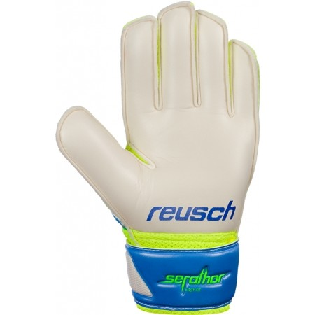 Brankárske rukavice - Reusch SERATHOR EASY FIT JR - 2