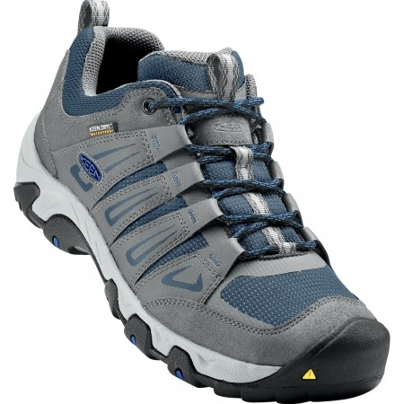 1dc9101bdd5 Pánská turistická obuv - Keen OAKRIDGE WP M - 1