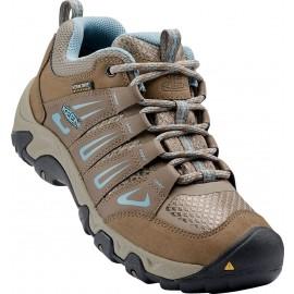 Keen OAKRIDGE WP W - Dámská turistická obuv b7ff876641