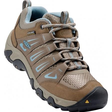 a09cbf93b3 Dámska turistická obuv - Keen OAKRIDGE WP W - 1