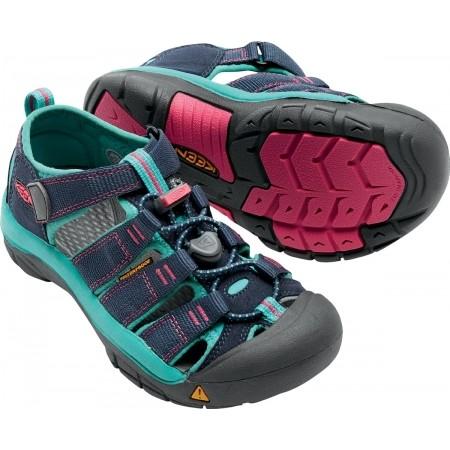 Detská letná obuv - Keen NEWPORT H2 K - 7