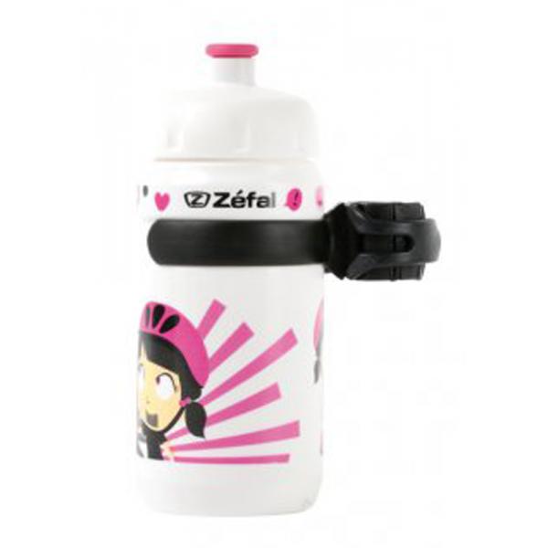 Zefal Z-GIRL růžová  - Dětská láhev