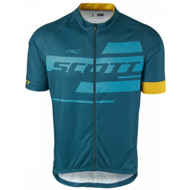 Scott SHIRT RC TEAM 10 S/SL - Cyklistický dres