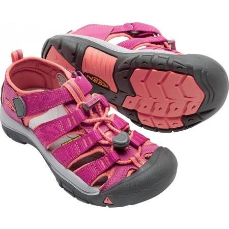 Dětské outdoorové sandále - Keen NEWPORT H2 JR - 6