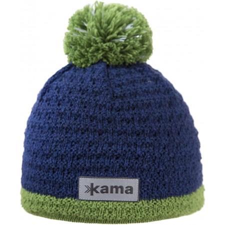 Зимна шапка - Kama ШАПКА МЕРИНО BAMBULE REXLEX