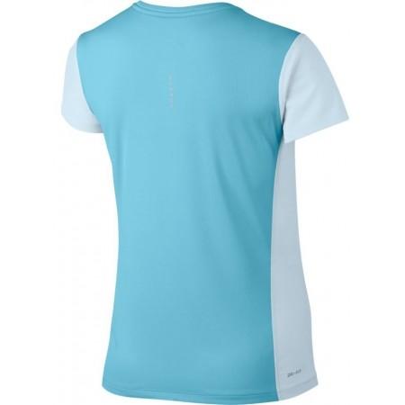 Koszulka sportowa damska - Nike BRTHE RAPID TOP SS - 4
