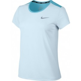 Nike BRTHE RAPID TOP SS - Koszulka sportowa damska