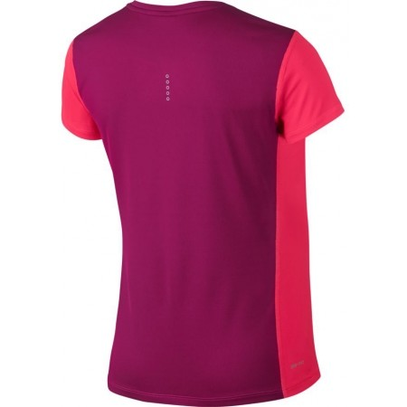 Koszulka sportowa damska - Nike BRTHE RAPID TOP SS - 6