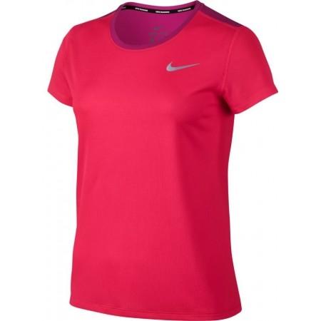 Koszulka sportowa damska - Nike BRTHE RAPID TOP SS - 5