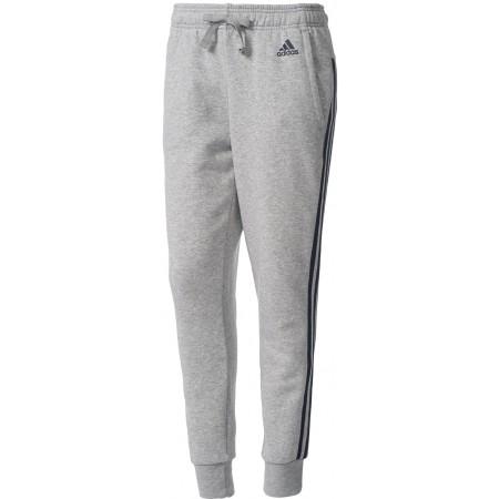 571107b8ba29f Women's sweatpants - adidas ESSENTIALS 3 STRIPES TAPERED PANT - 1