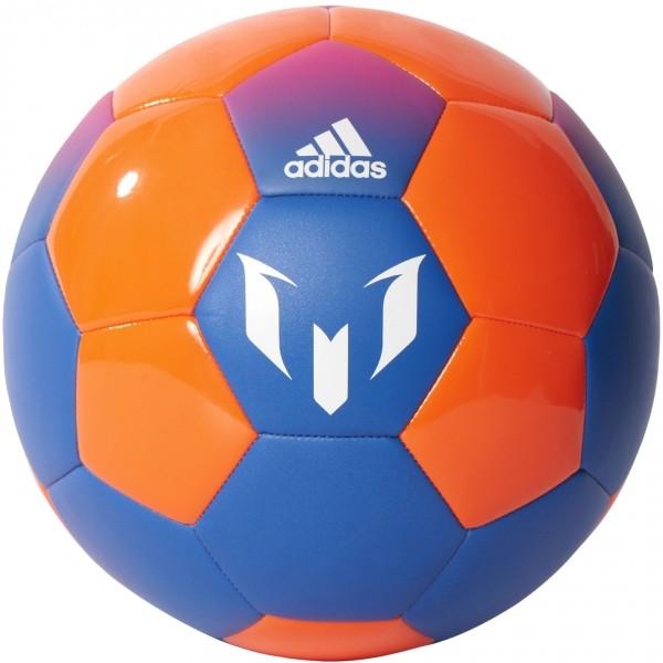 adidas MESSI Q2  3 - Fotbalový míč