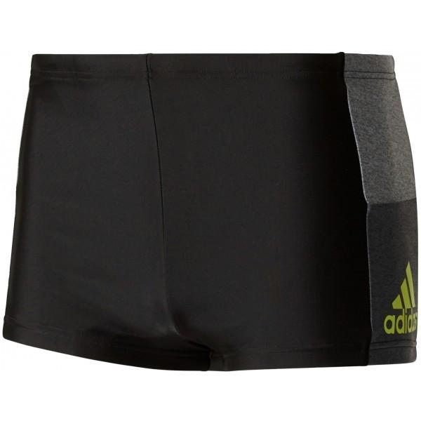 adidas INF CB BX čierna 9 - Pánske športové plavky