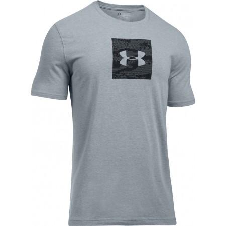 be7c86c05f1 Men s T-shirt - Under Armour UA CAMO BOXED LOGO SS TEE - 1