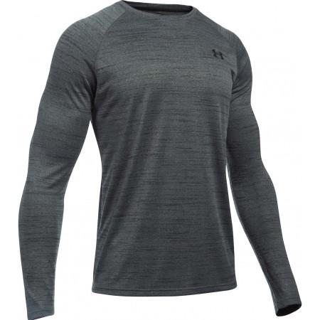 Мъжка функционална тениска - Under Armour TECH LONGSLEEVE NOVELTY TEE - 1