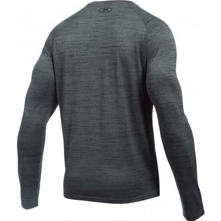 Мъжка функционална тениска - Under Armour TECH LONGSLEEVE NOVELTY TEE - 2