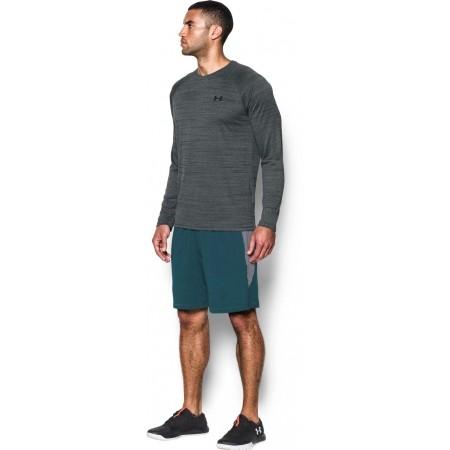 Мъжка функционална тениска - Under Armour TECH LONGSLEEVE NOVELTY TEE - 3