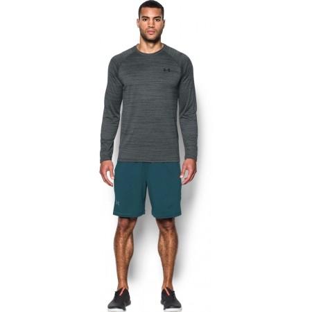 Мъжка функционална тениска - Under Armour TECH LONGSLEEVE NOVELTY TEE - 4
