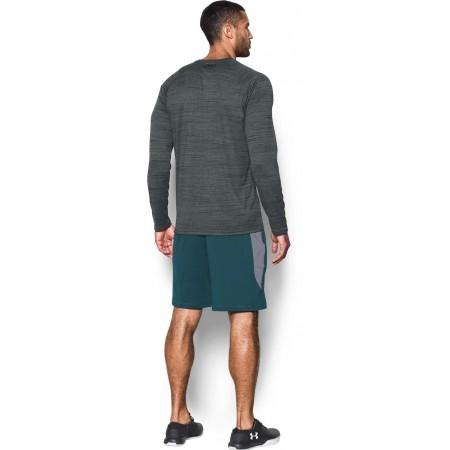 Мъжка функционална тениска - Under Armour TECH LONGSLEEVE NOVELTY TEE - 5