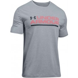 Under Armour WORDMARK LOCK UP SS - Мъжка тениска