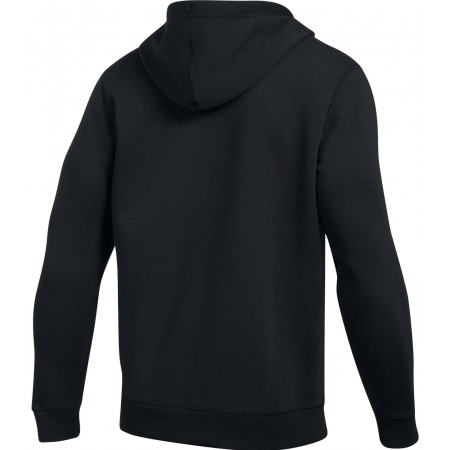 Pánská mikina - Under Armour RIVAL FITTED FULL ZIP - 2