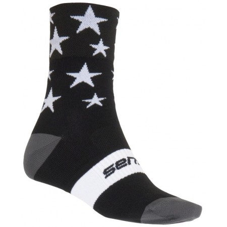 Cyklistické ponožky - Sensor STARS