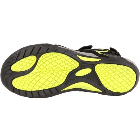 Men's lightweight summer shoes - ALPINE PRO ZIGAN - 2