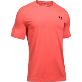 Under Armour UA LEFT CHEST LOCKUP TEE - Koszulka męska