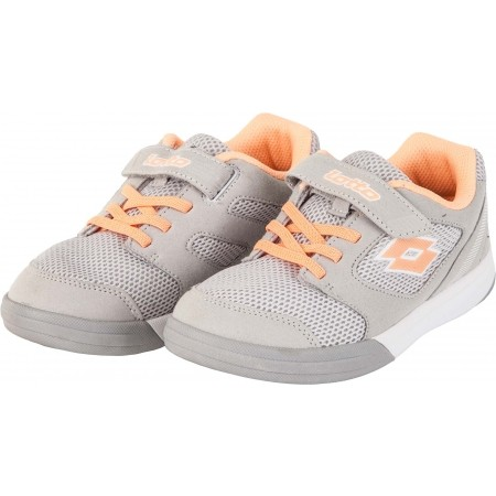 Dětské boty pro volný čas - Lotto FREERIDE AMF CL SL - 2