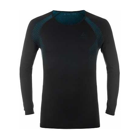 Odlo ESSENTIALS SEAMLESS LIGHT SHIRT L/S - Férfi funkcionális póló