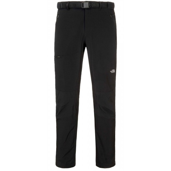 The North Face MEN´S SPEEDLIGHT PANT czarny 36 - Spodnie softshell męskie