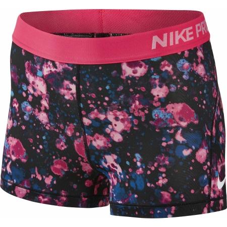 Dámské šortky - Nike NP CL SHORT 3IN MICROCOSM W - 1 b6266ced2c
