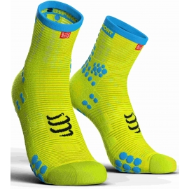 Compressport RACE V3.0 RUN HI - Running socks