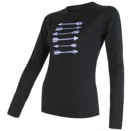 Sensor MERINO PT W - Dámské funkční tričko