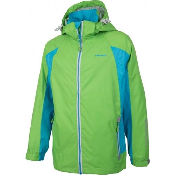 Head KATO zelená 140-146 - Dětská bunda