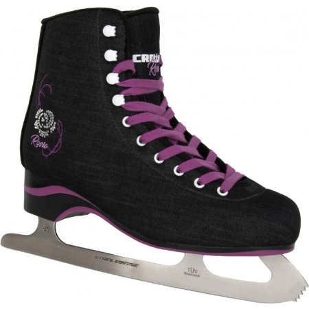 Women's ice skates - Crowned ROSIE