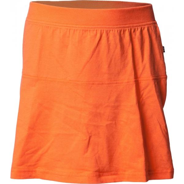 ALPINE PRO MIMOSO  116-122 - Dievčenská sukňa