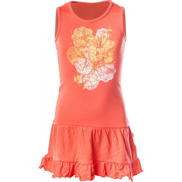 Loap IRISANA narancssárga 146-152 - Lány ruha