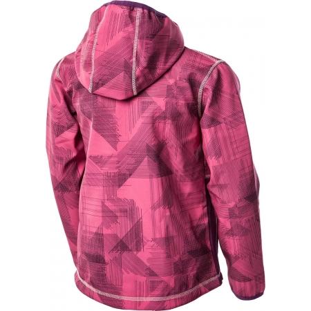 Detská softshellová bunda - ALPINE PRO INDIGO - 3